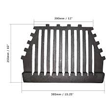 dunsley firefly 18 inch flat fire grate