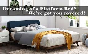 the 15 best modern platform beds for