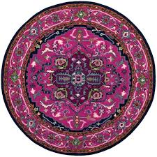 navy and pink rug pale pink circular rug navy x round area light small ivory dining navy and pink rug
