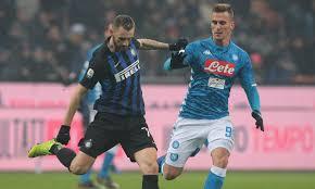 Inter vs. Napoli 1-0: Martinez seals the win