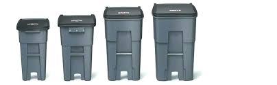 heavy duty garbage can gal wheeled trash can gallery of heavy duty trash can with wheels