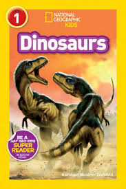 dinosaurs national geographic readers series