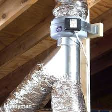 replacing bathroom exhaust fan without attic access installing bathroom fan without attic access bathroom without fan