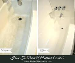 showy can you paint ceramic bathroom tile how to paint over ceramic tile in a bathroom showy can you