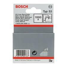 <b>Скобы</b> для мебельного <b>степлера Bosch</b> 1609200368, тип 53, 14 ...