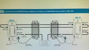 maestro dimmer wiring diagram maestro image wiring lutron maestro ma r wiring diagram lutron image on maestro dimmer wiring diagram