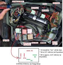 picture amperage description of every single fuse relay in click image for larger version 98 528i jpg views 10235 size 472 0