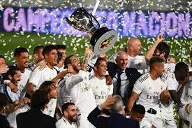 جدول مباريات ريال مدريد في الدوري الإسباني 2021 والقنوات الناقلة