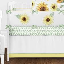 sweet jojo designs yellow green and