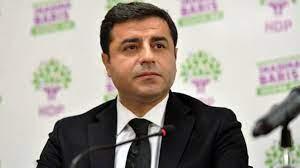 Son Dakika: Selahattin Demirtaş'a 'Cumhurbaşkanı'na hakaret' suçundan 3 yıl  6 ay hapis - Haberler