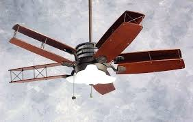 airplane ceiling fan propeller awesome fans warbird