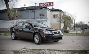 2012 Chevrolet Caprice PPV Test - Review - Car and Driver