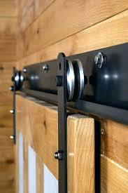 ceiling mount door track wall mount sliding door hardware ceiling mounted barn door track medium size