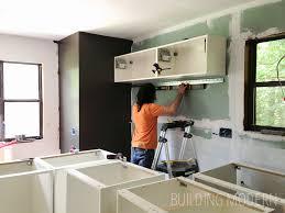 ikea kitchen cabinet installation of installing kitchen cabinets
