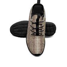 Snake Design Shoes Amazon Com Fake Snake Skin Mens Guys Top Design Running