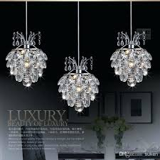 crystal pendant lights flush mount by glow lighting singapore marcstan