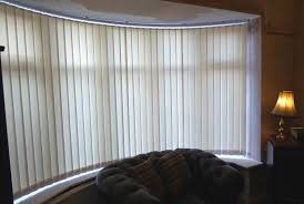 Bow Window Vertical Blinds U2022 Window BlindsBay Window Vertical Blinds
