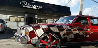 top quality collision repair color matching in westbury new york vintage auto towing provides custom auto painting and air brushing to long
