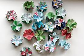Paper Decorations Christmas Similiar 3d Paper Christmas Tree Ornaments Keywords