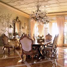 Dining Room Decorating Traditional  Kukielus - Traditional dining room set