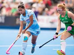 highlights hockey match updates between india vs ireland women s hockey world cup at lee valley hockey tennis centre