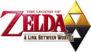 Bild - The Legend of Zelda - A Link Between Worlds (Logo).png ...