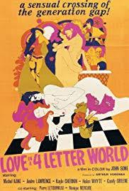 Letter World Love In A 4 Letter World 1970 Imdb