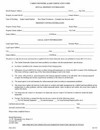 Rental Verification Letter Template