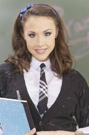 Chanel Preston sexy schoolgirl fucks James Deen Brazzers 16.