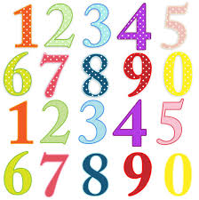 number templates 1 10 number images free download best number images on clipartmag com