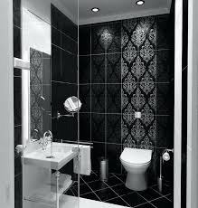 Awesome design black white Bathroom New Otterruninfo New Black And Grey Bathroom Ideas Full Size Of Designs Black And