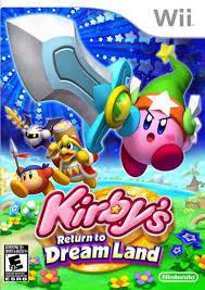 kirby s return to dreamland rom
