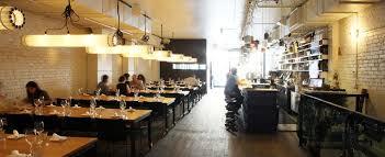 Parts Labour Restaurant Interiors Restaurant Bar