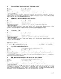 resume for java position with 4 years of exp anuj panwar