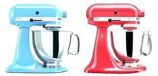 Kitchen Aid Mixer Colors Seductive Mixer Color Chart