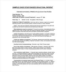Case Study Template Case Study Template 9 Free Word Pdf Documents Download Free