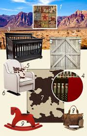 into the west rustic furniture. Wild Western Nursery Board With A Fun Barnyard Door, Cow-print Decor And The Muniré Majestic Crib. Into West Rustic Furniture I