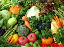 dari, sudut, pandang, makanan, berkhasiat, muda, sayuran hijau