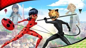 miraculous ladybug and cat noir game balloon bow arrow