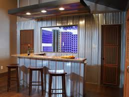 Spice Up Your Basement Bar  Ideas For A Beautiful Bar Space - Simple basement bars