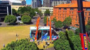 sydney google office. Sydney Monorail Becomes Google Office Space SBS News