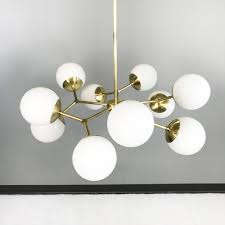 cheap chandelier lighting. Brass Crown Globe Chandelier Lighting White Globes Cheap