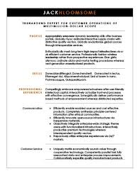 Effective Resume Template Simple Resume Templates 75 Examples Free Download