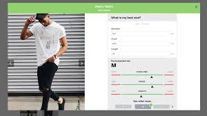 Kiwi Size Chart Recommender