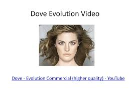 Dove Evolution Advertising And Body Image Lesson Ppt Download