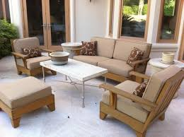 Smith & Hawken Replacement Cushions Contemporary Patio Miami