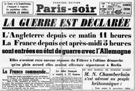 """Résultat de recherche d'images pour """"Pacte germano-soviétique août 1939 Journaux Images"""""""