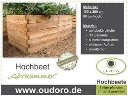 Hochbeete Direkt Vom Hersteller Kaufen Oudoro Hochbeete