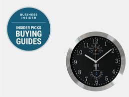 wall clock 4x3 hito business insider