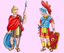 Resultado de imagen de romanos antiguos